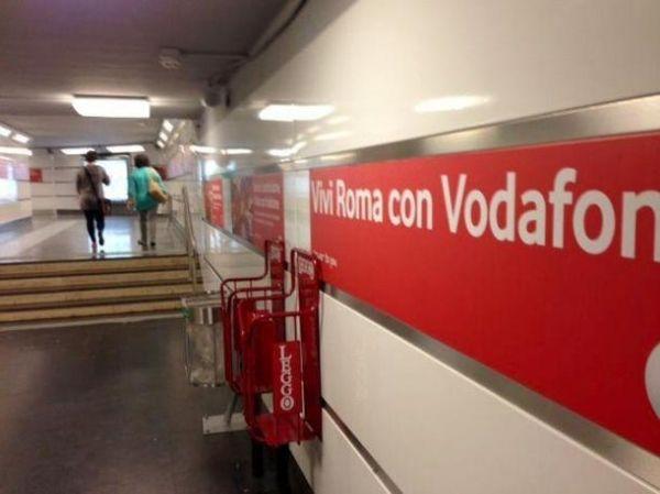 Next stop Termini-Vodafone
