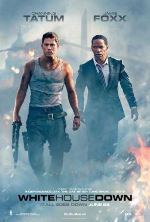 English language cinema in Rome: White House Down