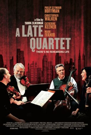 English language cinema in Rome: A Late Quartet
