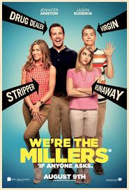 English language cinema in Rome: We're the Millers
