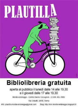 Plautilla lending library
