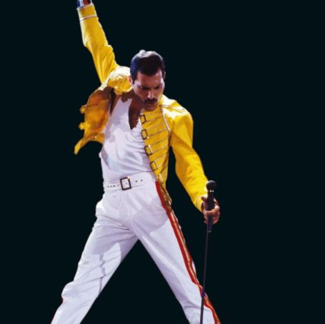 Freddie Mercury remembered in Rome