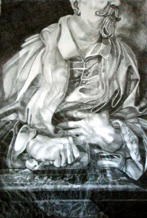 Eve Parnell and Gian Lorenzo Bernini