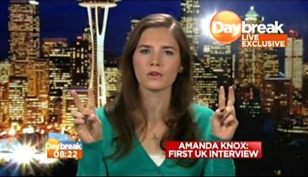 Amanda Knox won't return to Italy