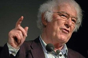 A tribute to Seamus Heaney