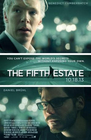 English language cinema in Rome: The Fifth Estate
