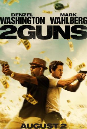 English language cinema in Rome: 2 Guns