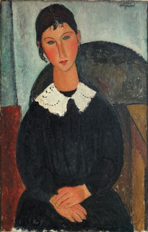 Modigliani, Soutine and the damned artists