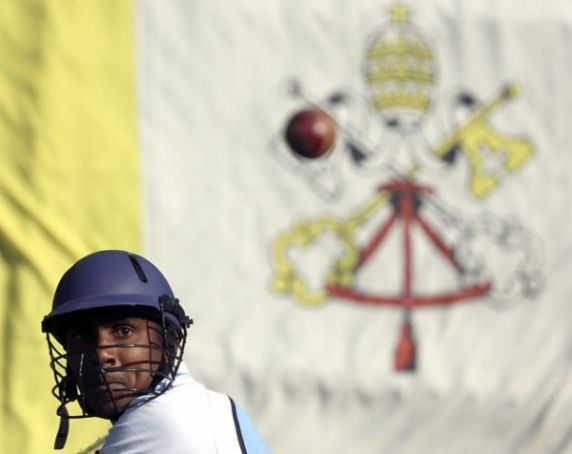 Vatican to launch international cricket club