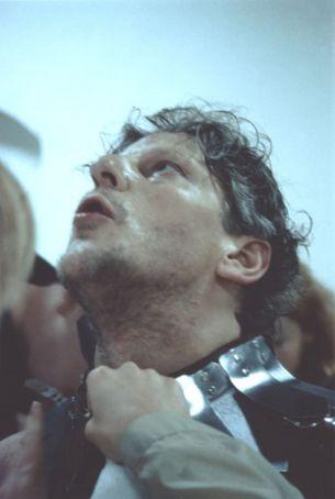 Jan Fabre: Stigmata