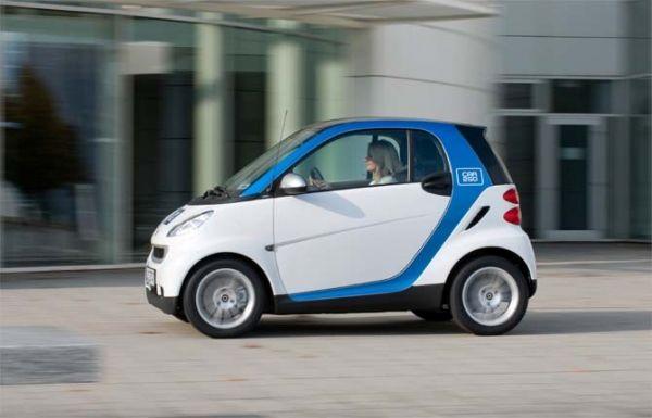 Car2go comes to Rome
