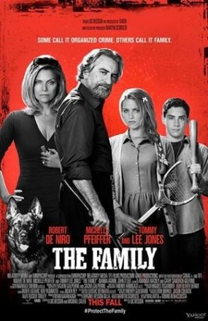 English language cinema in Rome: The Family