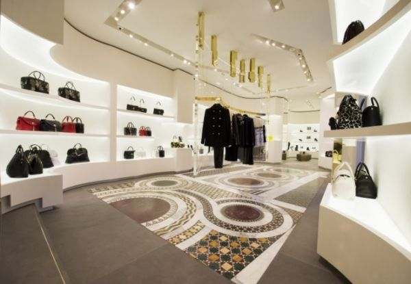 Versace boutique opens in Rome's Piazza di Spagna