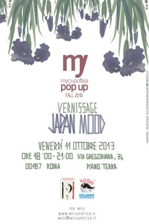 Mycupoftea Popup Fall 2013
