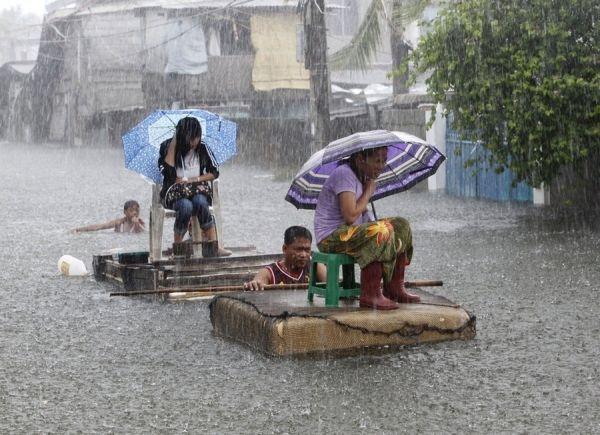 Rome responds to Philippine typhoon