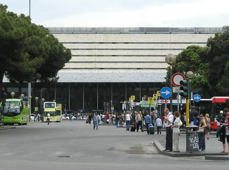 New tram proposed between Termini to Trastevere