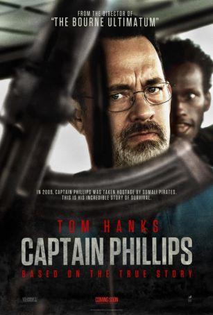 English language cinema in Rome: Captain Phillips