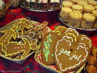 Swedish Christmas bazaar in Rome