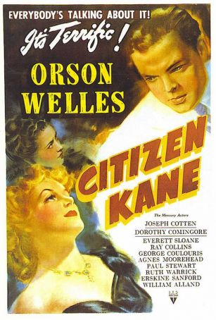 English language cinema in Rome: Citizen Kane