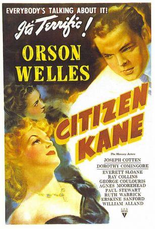 English language cinema in Rome: Citizen Kane