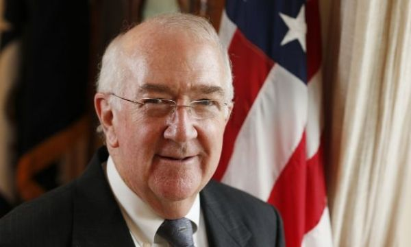 US ambassador to the Holy See at AUR