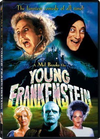 Frankenstein Junior 40th anniversary
