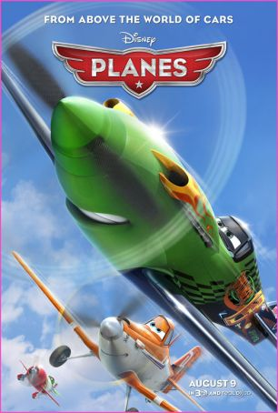 English language cinema in Rome: Planes