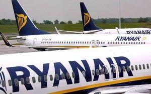 Ryanair opening base at Fiumicino