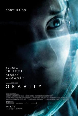 English language cinema in Rome: Gravity 3D