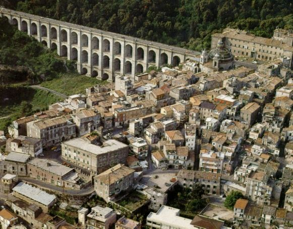 Ariccia: Art city of the Castelli