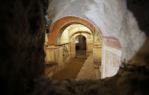 Catacombs of Priscilla reopen in Rome