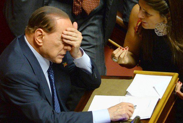 Parliament to vote on Berlusconi