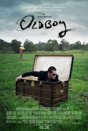 Oldboy showing in Rome