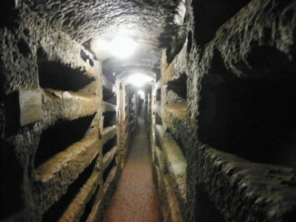 Walking tour: S. Agnese & S. Costanza catacombs, Basilica and Mausoleum