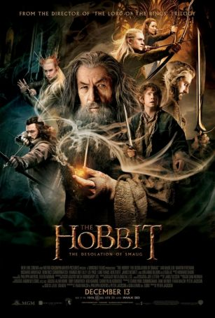 The Hobbit: The Desolation of Smaug showing in Rome
