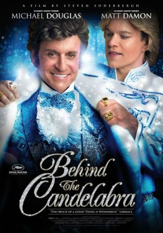 Behind the Candelabra showing in Rome