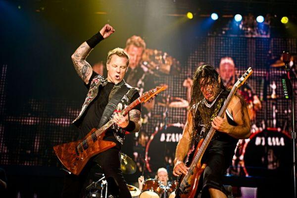 Metallica in Rome