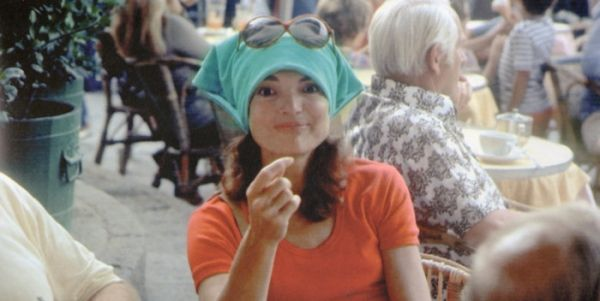 Jacqueline Kennedy and Capri