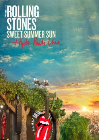 The Rolling Stones Sweet Summer Sun: Hyde Park Live 2013