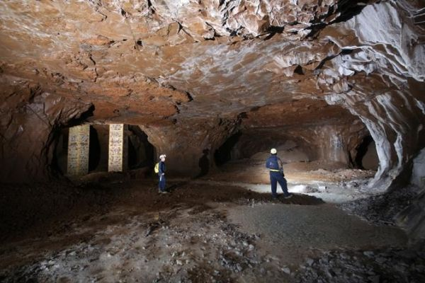 Rome maps its underground tunnels