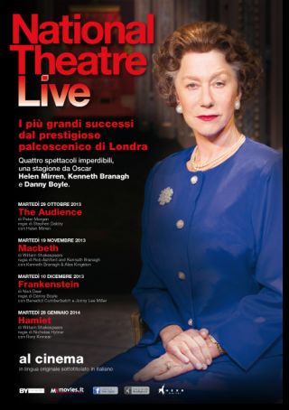 London's National Theatre Live in Rome