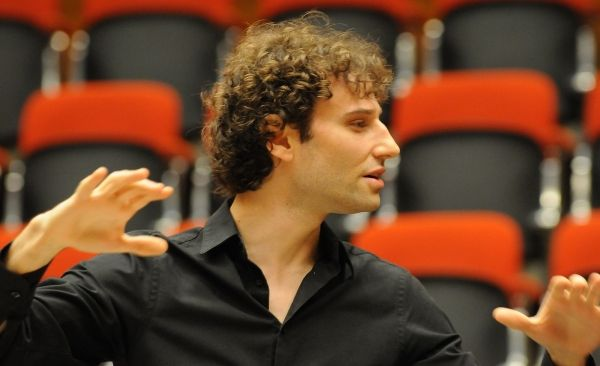 David Greilsammer debuts in Rome