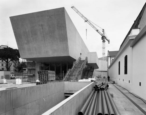 Gabriele Basilico: Photographs from the Maxxi Collections