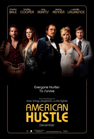 American Hustle showing in Rome