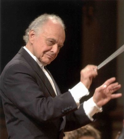 Lorin Maazel at S. Cecilia