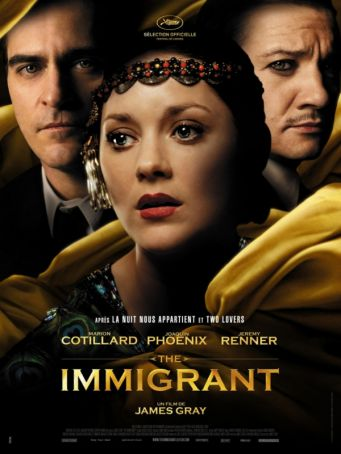 The Immigrant showing in Rome