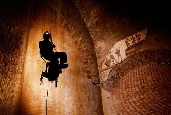 Exploring Rome Underground