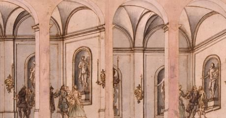Disegni di architettura del Settecento