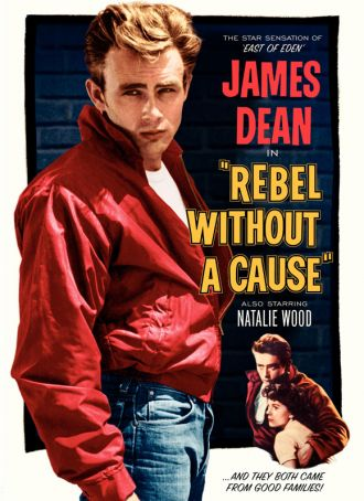 Rebel Without a Cause showing in Rome