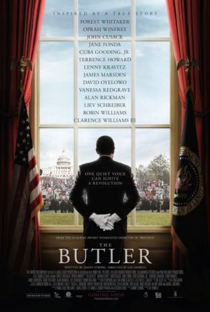 The Butler showing in Rome